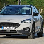 Kicsikét durvább: teszten a Ford Focus Active