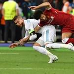 Szalah nem haragszik Ramosra