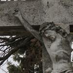 Jézus-szobrot rongáltak meg Nógrádban