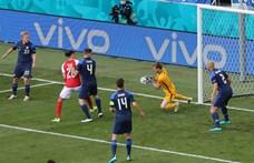 Kövesse velünk élőben a Dánia - Finnország mérkőzést! – percről percre közvetítés az Eb-ről a hvg.hu-n