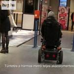 3-as metró: indulhat az aláírásgyűjtés akadálymentesítés-ügyben