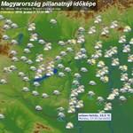 A legjobb online időjárás-előrejelző oldalak
