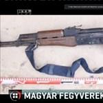 Magyar fegyvereket is használnak az Iszlám Állam katonái