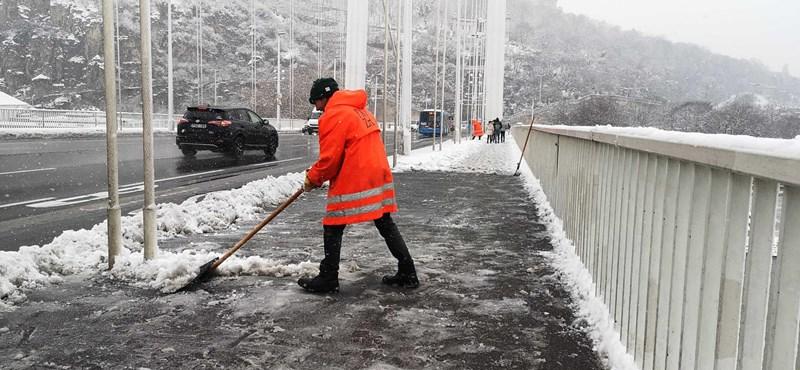 Kinek a feladata eltakarítani a havat?
