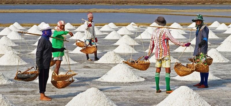 Csak most jöttek rá, hogy nem is annyira sótalanítanak a sótalanító üzemek