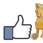 Így fertőzik meg önt is vírussal a Facebookon