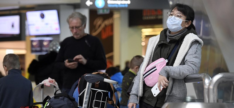 Koronavírus: hat magyar határállomáson fokozottan ellenőrzik az érkezőket
