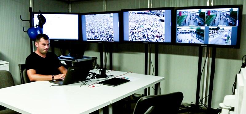 Akik mindent látnak a Szigeten – a fesztivál operatív irányítóközpontjában jártunk