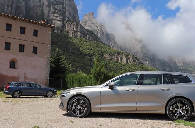 Volvo V60 galéria