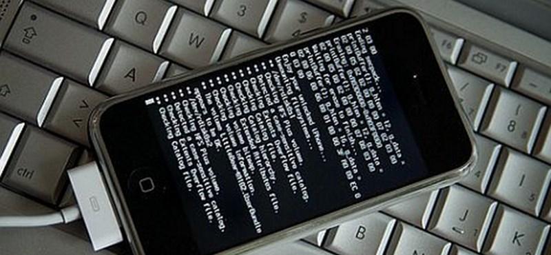 Megdőlt egy mítosz: veszélyes, iPhone-okat fertőző vírust találtak