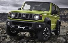 Nem sokáig lesz már Suzuki Jimny Európában