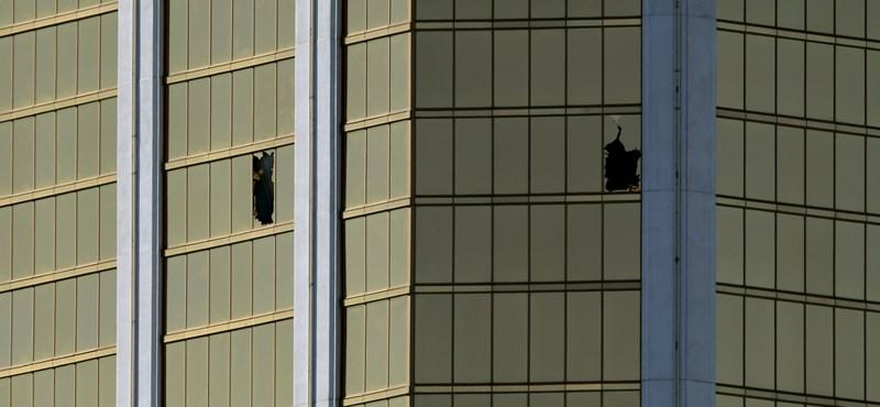 Bekamerázta a szállodát a Las Vegas-i mészáros, mielőtt lövöldözni kezdett volna
