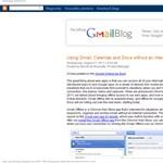 Internet nélkül is elérhető a Gmail