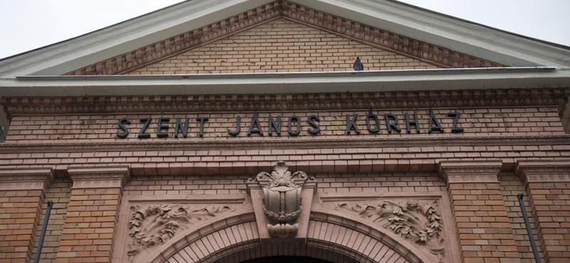 Egyelőre 32 embert tudnak lélegeztetni a Szent János Kórházban