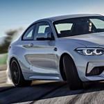 Vezetési élmény túladagolva: itt a zseniálisnak tűnő BMW M2 Competition