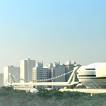 Építészeti sci-fi! Színház helyett Star Wars City (fotókkal)