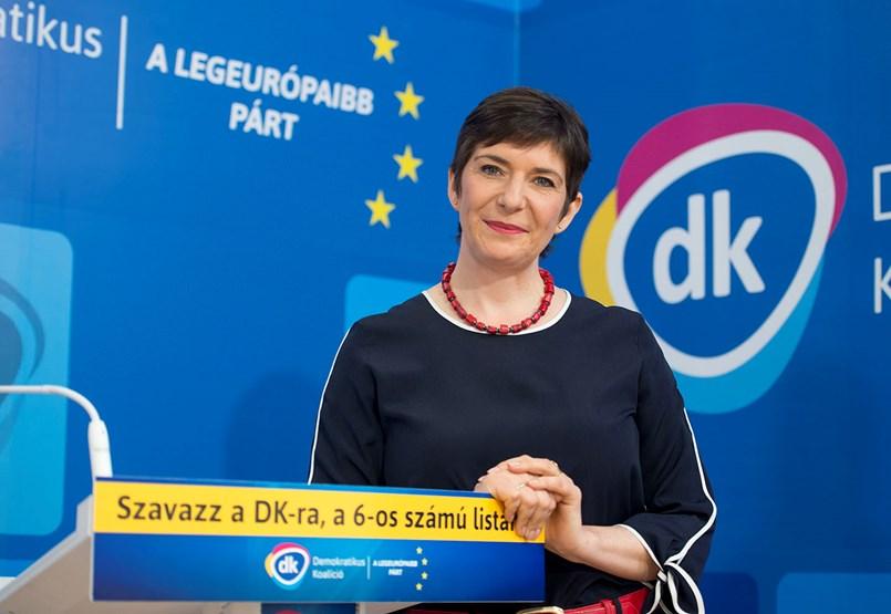 Dobrev Klára: Gyurcsány Ferencet nem viszem magammal Brüsszelbe