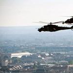 A Die Hard 5 pilótája: mintha csak augusztus 20-án repültünk volna