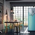 Hűtőszekrényként is eredeti a Volkswagen retro kisbuszának dizájnja