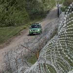 Vannak ám még illegális határátlépők, el is fogott tizenegyet a rendőrség