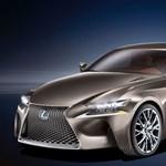 Hibrid kupéban látja a jövőt a Lexus