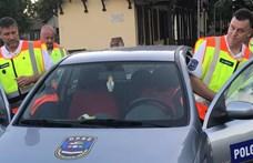 Miközben Polt meggyanúsítaná, a helyi Polgárőrség kitüntette Simonkát