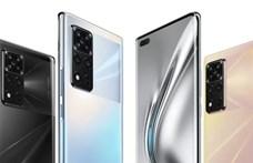 Bemutatta a Honor az első mobilt, ami már független a Huawei-től