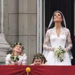 A nagy esküvőnek köszönhető a brit korona újbóli ragyogása