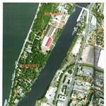 Mi fog épülni a Duna Pláza mögött?
