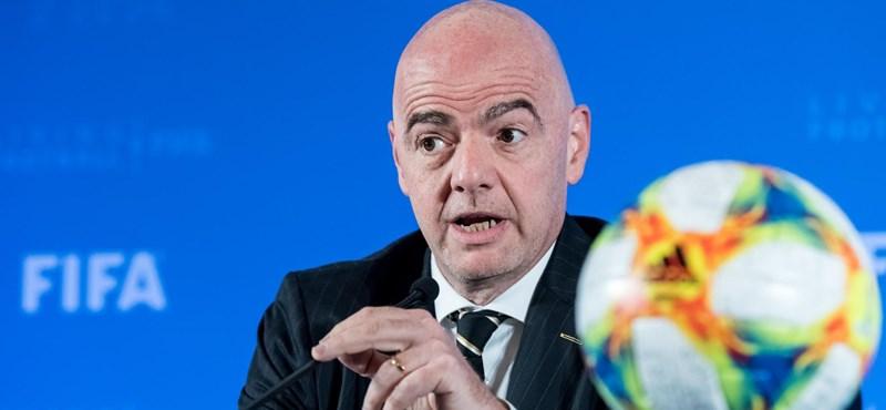 A svájci ügyészség nyomoz a FIFA elnöke ellen