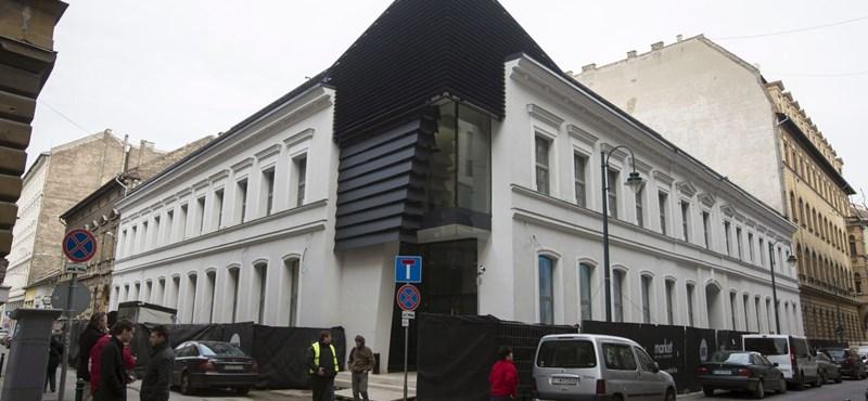 Fontos bővítésre készül Budapest egyik fő kulturális központja