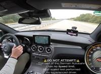 950 lóerős szabadidőautók még az Autobahnon is tiszteletet parancsolnak - videó