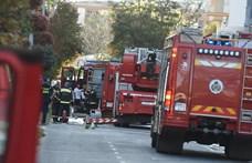 Egy 400 négyzetméteres ház gyulladt ki a XVII. kerületben, egy idős nő meghalt