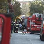 Bőven volt dolguk a tűzoltóknak már szenteste előtt is