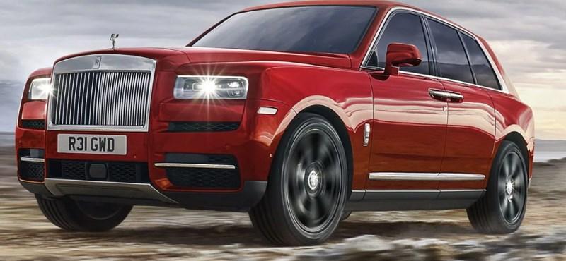 A korona ékköve? – Megérkezett a Rolls-Royce szabadidő-autója