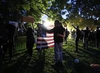 Az amerikaiak többsége rokonszenvez a tüntetőkkel