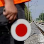 Halálra gázolt egy biciklist a vonat Kecskeméten