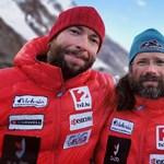 Suhajda Szilárd feljutott a K2 csúcsára, Klein Dávid nem