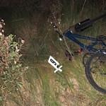 Hiába volt kivilágítva a biciklis Csemőnél, egy részeg autós halálra gázolta, majd elhajtott