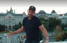 50 éves lett Will Smith, úgyhogy kiugrott egy helikopterből – videó