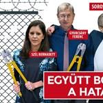 Feljelenti az Együtt a Fideszt a plakáttörvény megsértésének gyanúja miatt