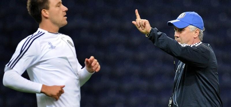 """Ancelotti: """"még hat hónap és visszatérek"""""""