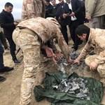 Rakétatámadások Irakban: Irán gyorsan megtorolta Szulejmáni likvidálását