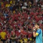 Casillas elbúcsúzott a válogatottól?