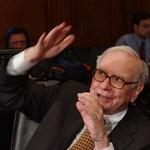 """Buffett szerint az USA leminősítésének """"semmi értelme"""""""