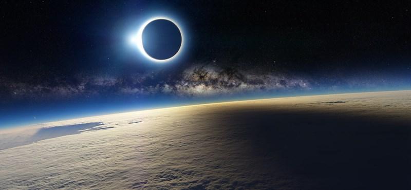 Ne dőljön be, kamu a napfogyatkozásról közzétett legszebb fotó