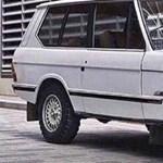 Élet a megszületés előtt: ilyen egy 1985-ös BMW X5