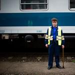 A MÁV állítja, a magyar vasút biztonságos
