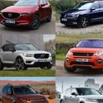Rendben, hogy tarolnak a világon SUV-k, de mégis melyik a listavezető?