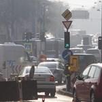 Marad a szmogriadó Budapesten, Pécsen veszélyes a levegő